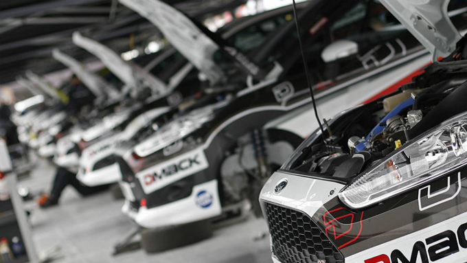 WRC – Rally di Catalogna, multa da 30mila euro per il team M-Sport: condotto di raffreddamento irregolare