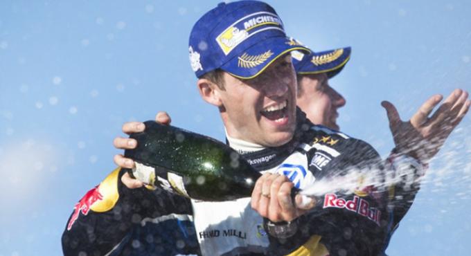 WRC – Rally di Catalogna: Ogier conquista gara e titolo precedendo le tre Hyundai ufficiali