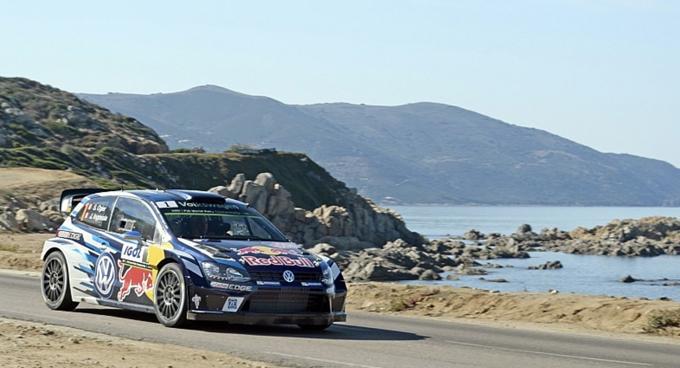 WRC: al Rally di Francia trionfa Ogier