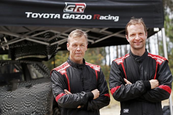 WRC – Toyota ufficializza Juho Hanninen per il 2017