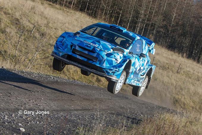 WRC – Ogier prova la Fiesta 2017 di M-Sport in Galles [VIDEO]