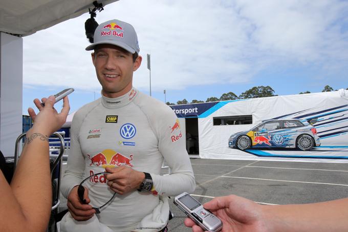 """WRC – Ogier: """"Ho avuto colloqui con un paio di squadre"""""""