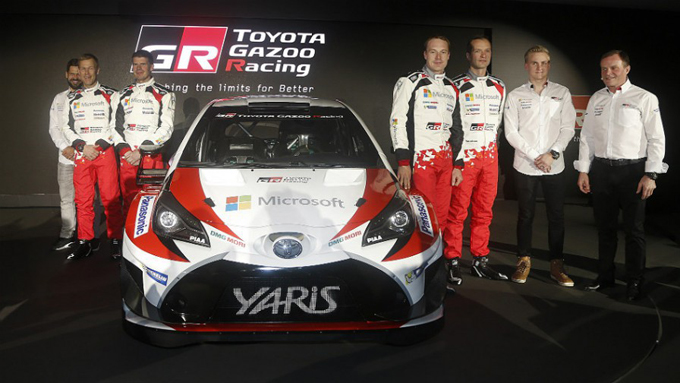 WRC – Toyota: Latvala e Lappi completano la line-up 2017