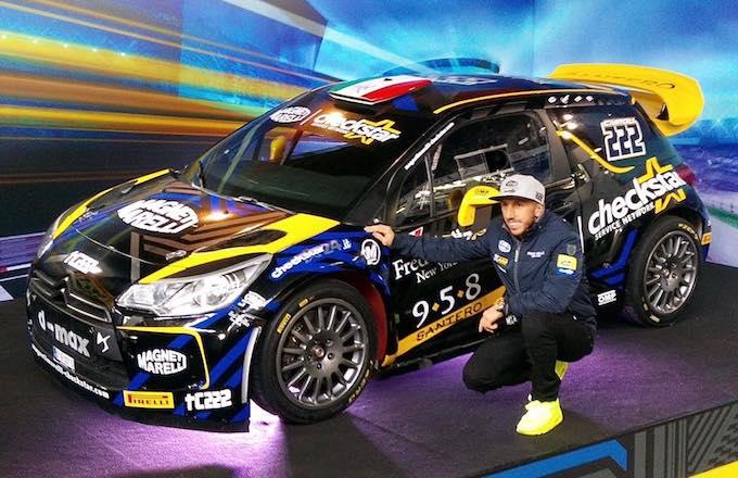 Giornata sfortunata per Cairoli al Monza Rally Show
