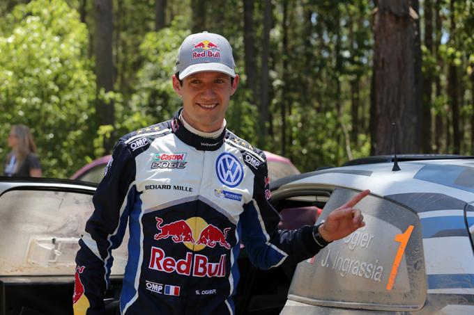 WRC – Le due opzioni di Ogier per il 2017