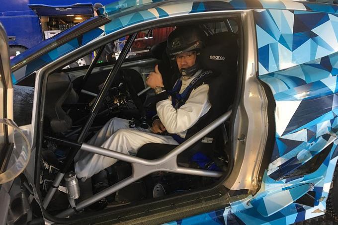 WRC – Ogier ha completato il primo test con la Fiesta di M-Sport