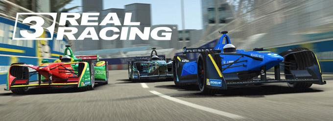 La Formula E sbarca nel mondo dei videogames con EA e Real Racing 3