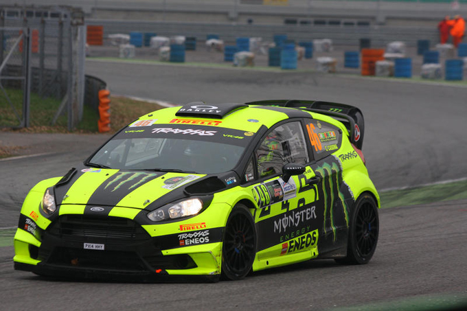 "Monza Rally Show 2016, continua la marcia implacabile di Valentino Rossi: ""Ho fatto la differenza nella PS più lunga"""