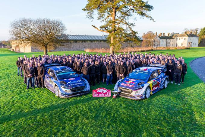 WRC – M-Sport: il ritorno al successo dopo 5 anni