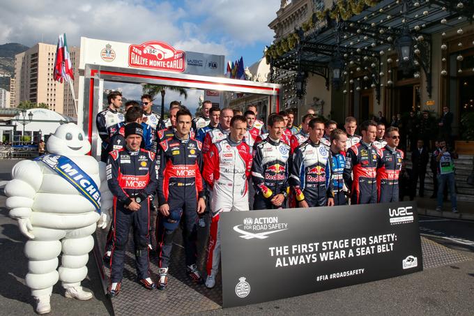 WRC – Rally di Monte Carlo: svelata l'entry list ufficiale