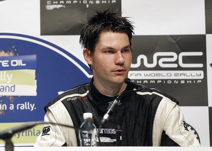WRC2 – Teemu Suninen approda in M-Sport, il finlandese potrebbe disputare tre tappe del WRC