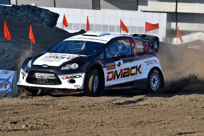 WRC – DMACK nel Mondiale con una Fiesta Plus per Evans
