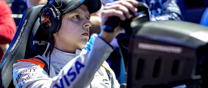 Formula E – Las Vegas: Il Simdriver Bono Huis vince 225.000$ nel primo e-Prix virtuale di sempre