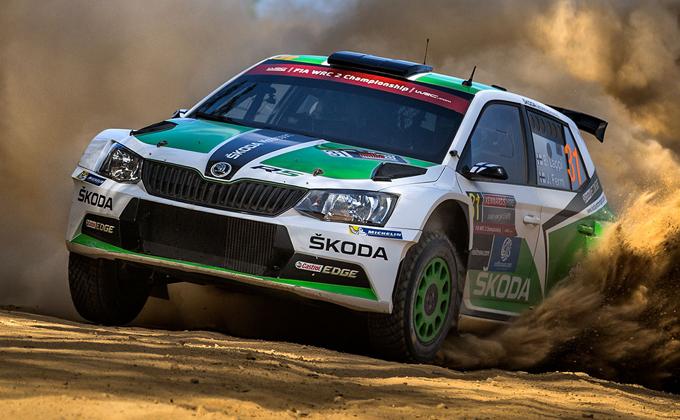 WRC2 – Skoda Motorsport: Marcus Gronholm è il nuovo tester della Fabia R5