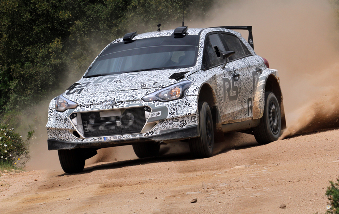 WRC – Hyundai Motorsport lancia il Driver Development Program