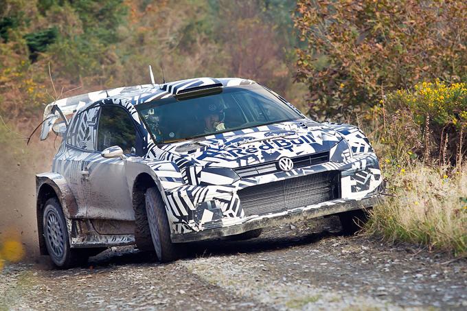 WRC – La Volkswagen Polo 2017 non sarà omologata