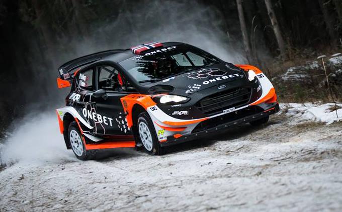 WRC – Rally di Svezia: Mads Ostberg prepara il debutto con la Fiesta WRC Plus