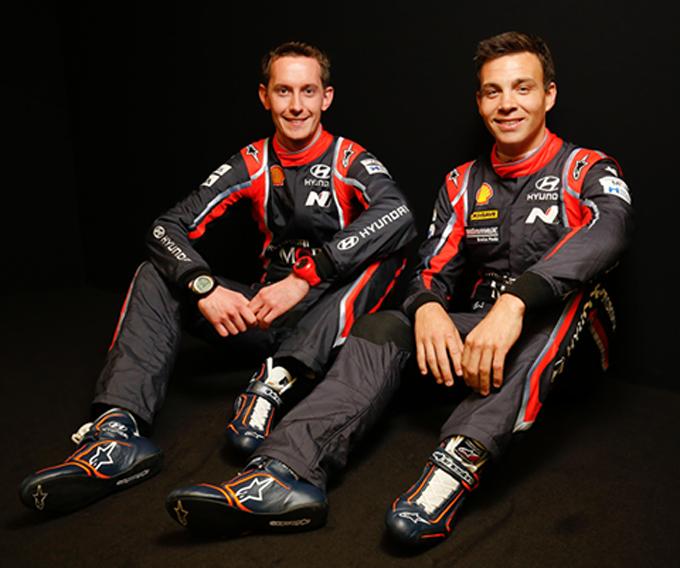 WRC – Hyundai: Seb Marshall sarà il nuovo navigatore di Hayden Paddon