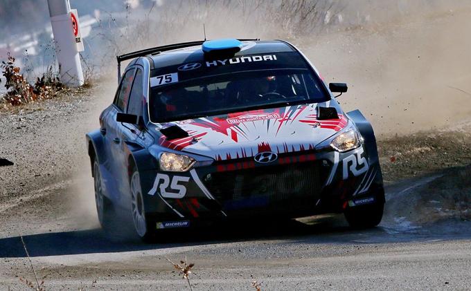 CIR – Rallye di Sanremo: Hayden Paddon al via con la Hyundai i20 R5
