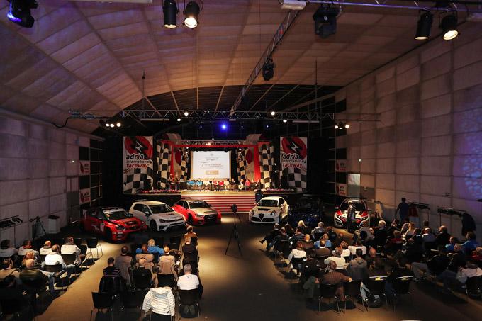 Campionato Italiano TCR: presentata al Pala Eventi di Adria la stagione 2017