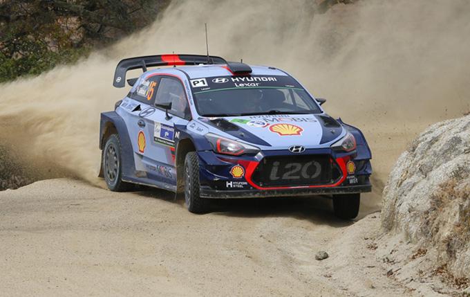 WRC – Rally del Messico, Hyundai: terzo posto per la i20 Coupè di Neuville