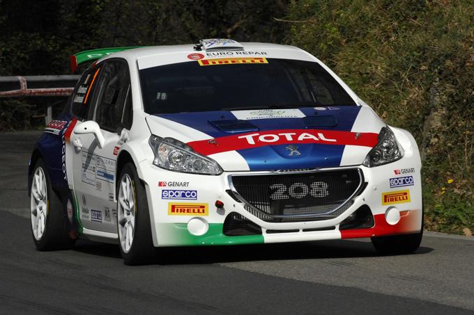 CIR – Rally il Ciocco e Valle del Serchio, Peugeot: trionfo di Pollara in R2, ritiro per Andreucci
