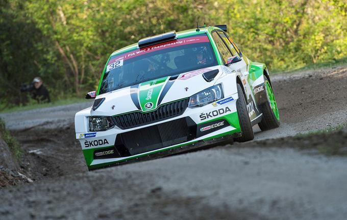 WRC2 – Tour de Corse, Škoda: egemonia di Andreas Mikkelsen