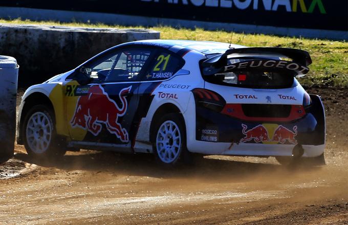 Mondiale Rallycross, Peugeot: verso il Portogallo
