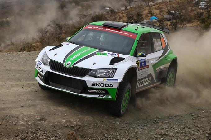 WRC2 – Rally di Argentina, Škoda: cinque Fabia R5 al via
