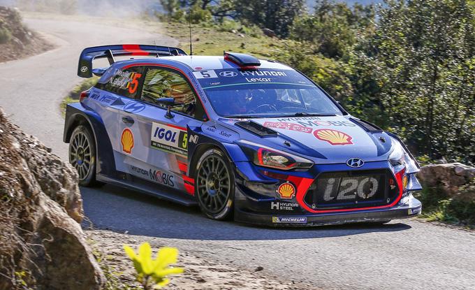 WRC – Tour de Corse, Hyundai: finalmente Thierry Neuville!
