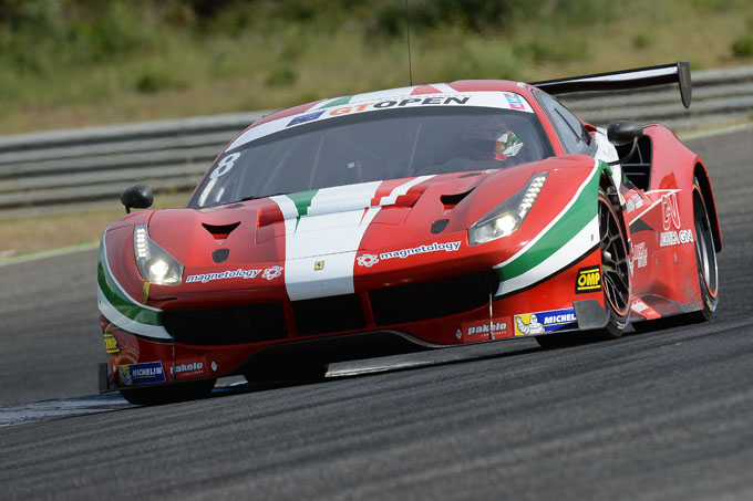 GT Open – Estoril: due podi per la Ferrari in gara-2