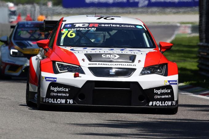 TCR – Monza: passo costante in entrambe le gare per Capellari