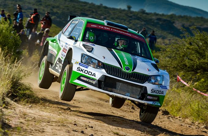 WRC2 – Rally d'Argentina, Škoda: vittoria in scioltezza per Pontus Tidemand