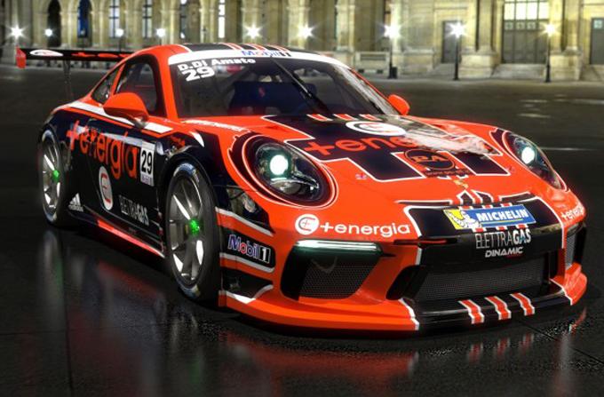 Porsche Supercup – Barcellona: Dinamic Motorsport unico team italiano al via nel monomarca
