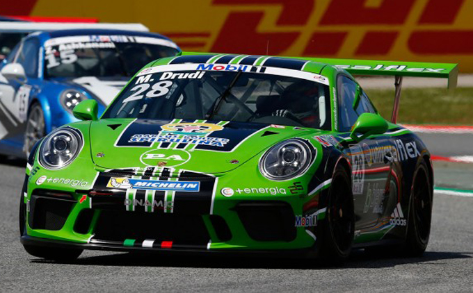 Porsche Supercup – Monte Carlo: Di Amato e Drudi al debutto nel Principato