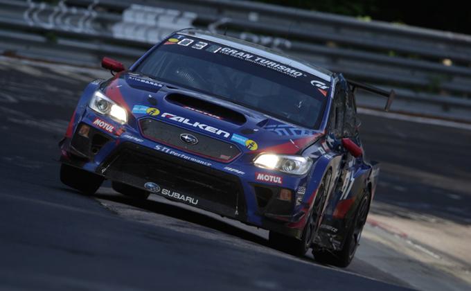 24 Ore del Nürburgring – Subaru: il motore tradisce la WRX STI, gara culminata con il ritiro