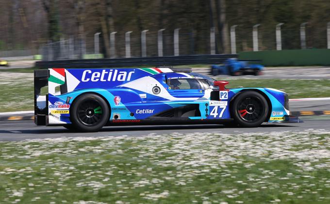 ELMS – 4 Ore di Monza: quinto posto per la Dallara di Cetilar Villorba Corse