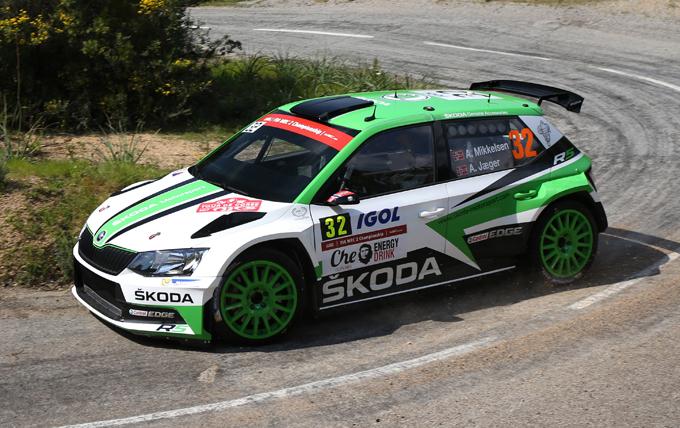 WRC2 – Mikkelsen torna con Škoda al Rally del Portogallo