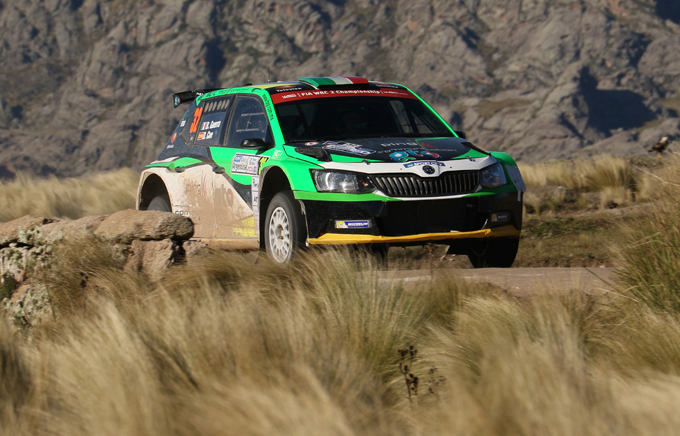 WRC2 – Rally d'Argentina, Škoda: Motorsport Italia al terzo posto con Benito Guerra