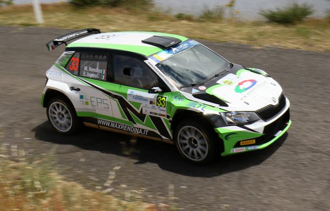 ERC – Rubata la Škoda Fabia R5 di Motorsport Italia nei pressi di Atene