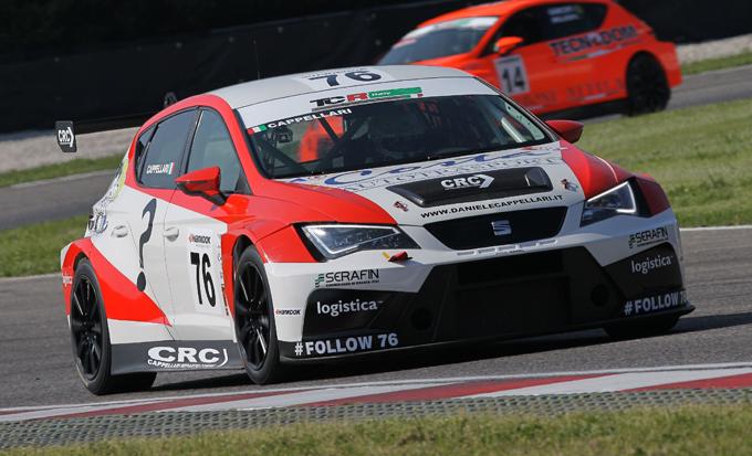 TCR – Monza: debutto internazionale per Daniele Cappellari