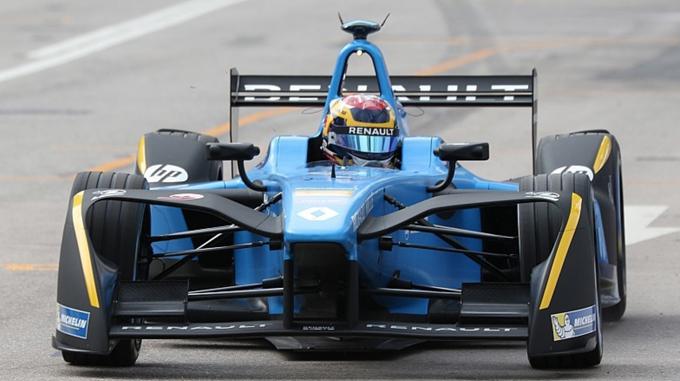 Formula E – Parigi: Spettacolare pole di Buemi, Vergne battuto di soli 0″006!