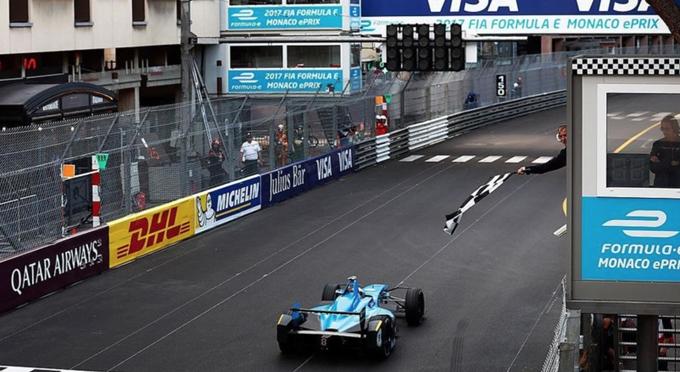 Formula E – Monaco: Buemi batte Di Grassi in volata