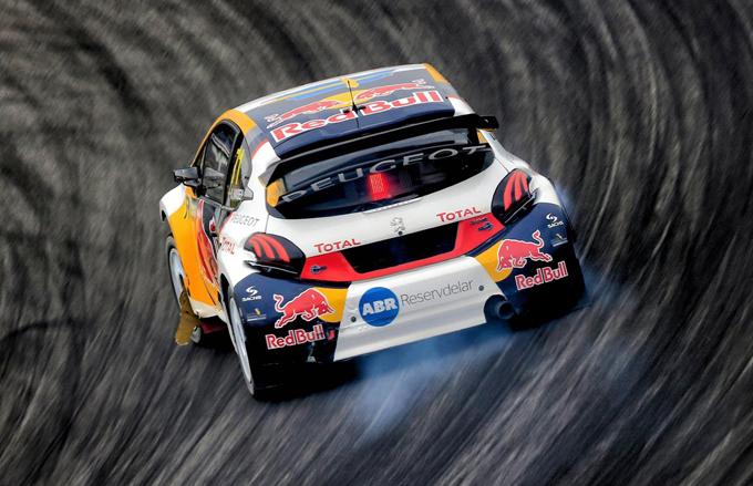 FIA WRX – Hockenheim, Peugeot: primo podio stagionale per Timmy Hansen