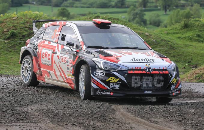 TER – Transilvania Rally: debutto vincente per Basso e BRC