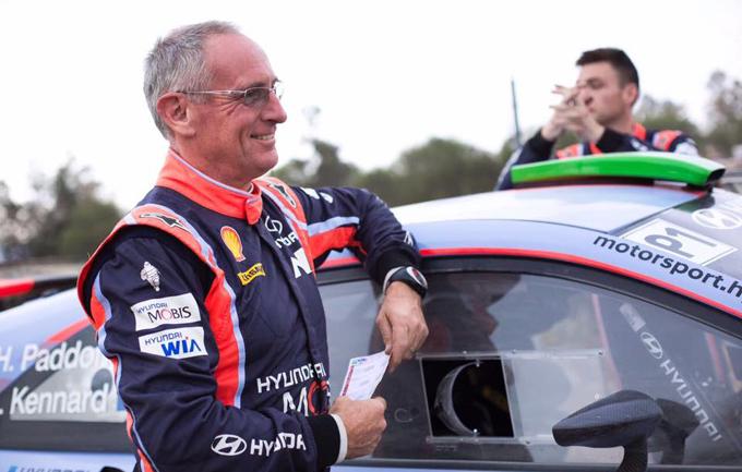 WRC – Hyundai: John Kennard salterà il Portogallo per infortunio