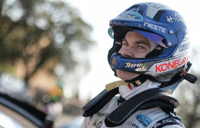 WRC – Rally di Polonia, M-Sport: Suninen debutterà sulla Fiesta Plus