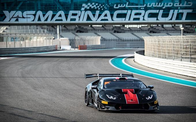 Lamborghini Super Trofeo: confermata la serie Medio Oriente anche per il 2018