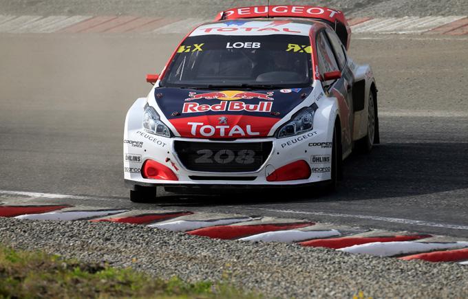 FIA WRX – Peugeot: il Team Hansen determinato per la gara casalinga in Svezia