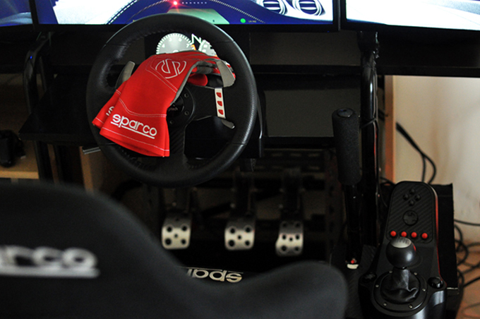DrivingItalia e Driving Simulation Center: partnership con Sparco per lo sviluppo del settore simracing